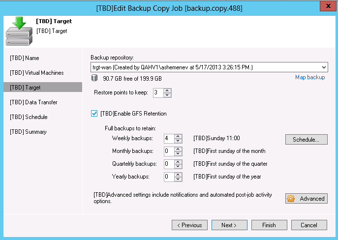 The awesome 8th feature of Veeam B&R v7: 'Backup copy job
