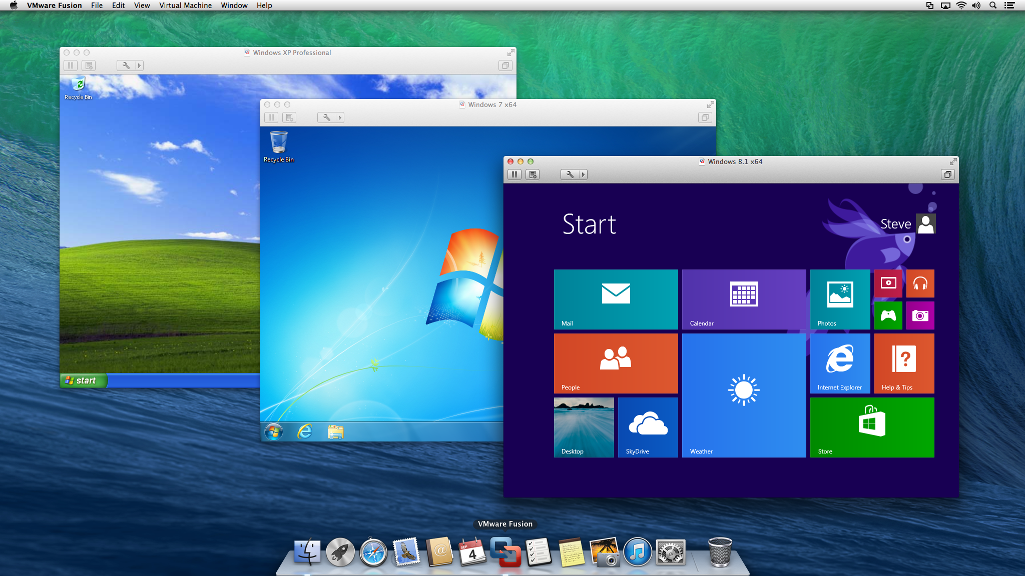 Vmware workstation 10 player 6 fusion 6 released for 1 window